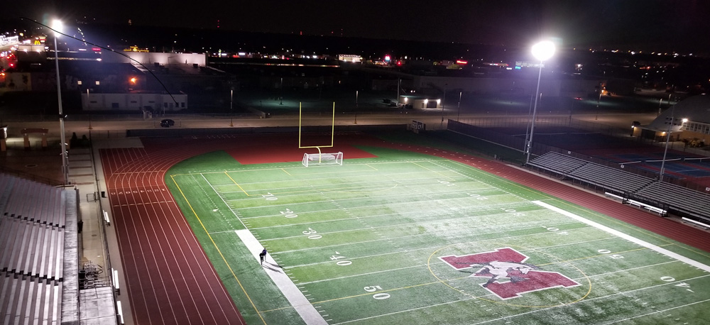 Athletic Field LED Lighting