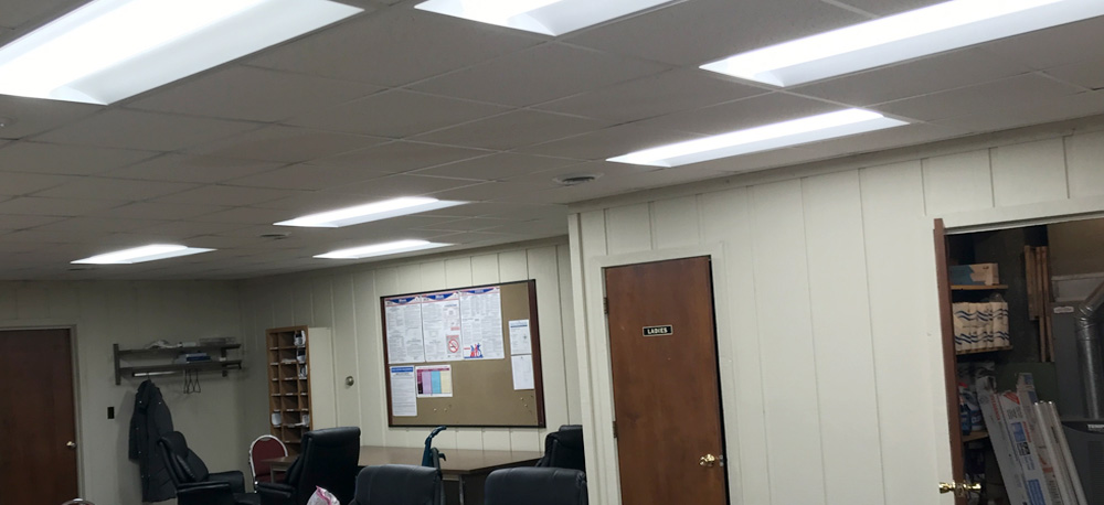Office LED LIghting